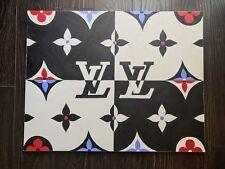 LOUIS VUITTON LV MONOGRAM FASHION PAINTING - knoné - 1 of 1
