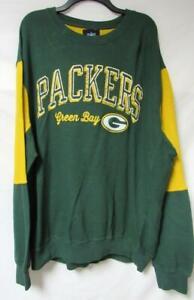 Green Bay Packers Men's Size 2X-Large Crewneck Sweatshirt A1 3120