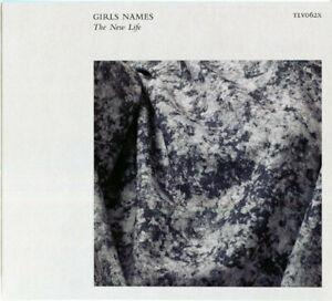 GIRLS NAMES The New Life (2013) reissue 16-track CD album digipak NEW/SEALED