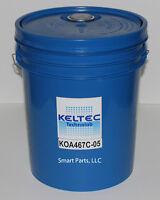 Replaces: Atlas Copco Roto-Xtend Duty Air Compressor Lubricant, 5 Gallon Pail