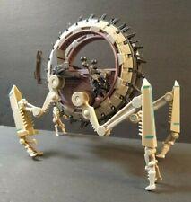 Hasbro 2004 Star Wars Rots General Grievous' WHEEL BIKE Vehicle. (J)