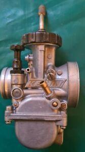 Carburateur KEIHIN voir photos pour référence 125 kx Kawasaki 1987