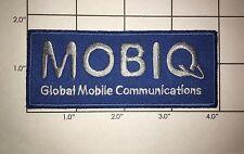 MOBIQ Patch  - Global Mobile Communications
