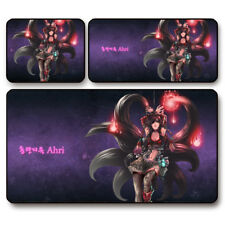 Large 700x300x2mm Rubber Desk Pad Extent Mousepads Gaming Mouse Pad Office Mats