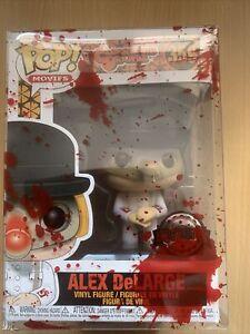 Funko Pop Alex DeLarge Blooded 359 - Super Rare