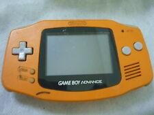 C441 Nintendo Gameboy Advance console Orange Japan GBA x