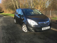 Meriva Cruise Control Cars 1 excl. current Previous owners