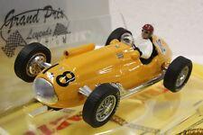 CARTRIX 0916 TALBOT LAGO 1950 BRITISH GP JOHNNY CLAES NEW 1/32 SLOT CAR IN TIN