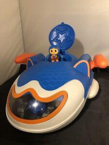 CBeebies Go Jetters Jet Pad Headquarters Playset Mattel 2015 - Projector Sounds