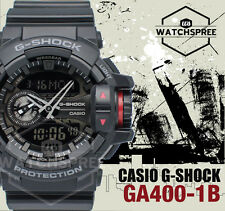 Casio G-Shock World-Popular Big Case Series GA400-1B