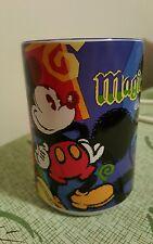 Walt Disney Magic Kingdom Coffee Mug Cup Mickey Mouse & Walt Disney