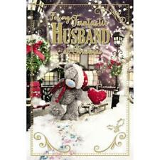 3D Holographic Me to You Bear Christmas Cards (Assorted)