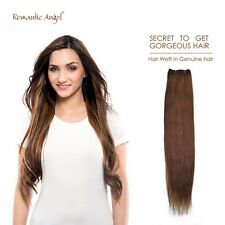"""20""""/50cm 100g 6A Grade Deluxe Thick 100% Human Hair Weft Original Straight"""