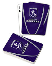 AFL Freo Fremantle Dockers Aussie Rules Deck Playing Cards Poker Cards Xmas Gift