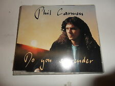 Cd   Phil Carmen  ‎– Do You Surrender