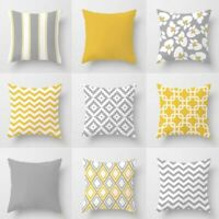 Throw Pillowcase Geometric Minimalist Art Nordic Style Cushion Cover Home Decor