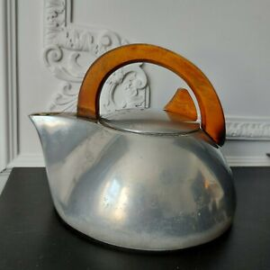 PICQUOT WARE K3 KETTLE SPARES/REPAIR/ PROP. VINTAGE DESIGN CLASSIC. WELL USED.