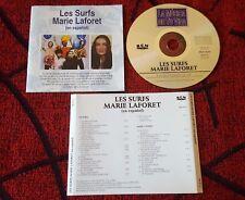 LES SURFS & MARIE LAFORET ***En Español (In Spanish)*** VERY RARE 1993 Spain CD