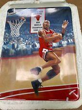"""Michael Jordan """"Soaring Above the Rest"""" Plate #1 - """"Takin' It Higher"""""""