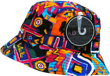 KB Ethos Bucket Fashion Print Hat Cap Unisex New Summer Easy ONE SIZE FIT