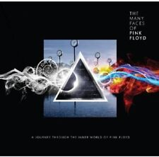 Many Faces Of Pink Floyd - 3 DISC SET - Many Faces Of Pink Floy (2013, CD NUOVO)