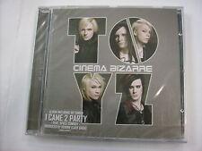 CINEMA BIZARRE - TOYZ - CD SIGILLATO 2009