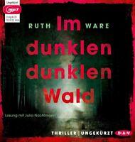 RUTH WARE - IM DUNKLEN,DUNKLEN WALD   MP3 CD NEW