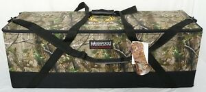 Ten Point Lakewood NEW Crossbow Tech Compound USA RealTree Camo Travel Case Only