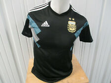 ADIDAS ARGENTINA NATIONAL FOOTBALL TEAM SMALL SEWN JERSEY 2018/19 PREOWNED