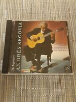 Andres Segovia - The Segovia Collection Vol 8 US release