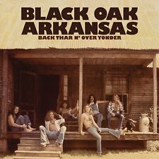 Black Oak Arkansas ‎– Back Thar N' Over Yonder CD SEALED