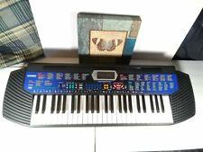 Casio Ctk-411 Electronic Portable Keyboard Digital Piano Organ 100/Songs 49 Key