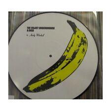 VELVET UNDERGROUND & NICO Picture Disc LP NEW Andy Warhol NEW