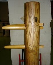 Wing Chun Kung Fu Wooden Dummy Plans ***Save £££ **