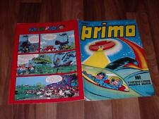 Primo 3/1973 -- Rolf Kauka/Manos Kelly/Mischa/Prince Valiant/Rally/Lucky Luke