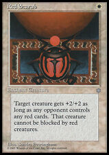 MTG 2x RED SCARAB - SCARABEO ROSSO - IA - MAGIC