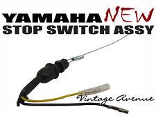 YAMAHA XT125 XT200 XT250 XT500 TX500 XT600 TX650 TX750 STOP BRAKE SWITCH (L)