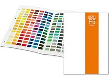 RAL F5 Classic guide - The only ral Chart with all colours to view - Pack of 5
