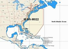 C-Carte W73 Max M-NA-M022 large zone graphique C-Carte USA EAST COAST & Bahamas