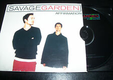 Savage Garden / Darren Hayes Affirmation Rare Australian CD Single