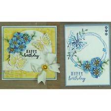 Flower Metal Cutting Dies Stencil Scrapbooking Paper Card Embossing Craft STDE