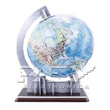 Puzzle 3D Globo Terrestre Mundo Juego Rompecabezas 47 Piezas Planeta Tierra j53