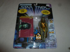 NEW ON CARD STAR TREK DRION ANIMAL WOMAN FIGURE SPECIAL EDITION 1996 PLAYYMATES