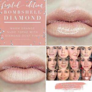 LIPSENSE SeneGence Bombshell Diamond NEW Full Size AUTHENTIC Liquid Lip Color