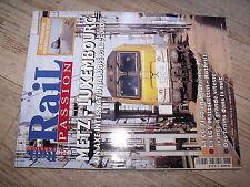 $$ Rail Passion N°55 Metz Luxembourg CC7140 Maurienne CF Belge LGV Mattstetten