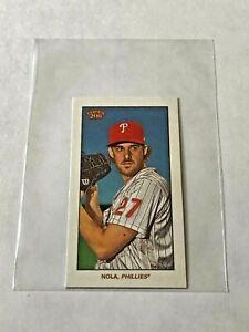 2020 Topps 206 Baseball Series 5 Base - Aaron Nola - Philadelphia Phillies