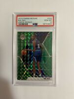 Bol Bol PSA 10 2019 Panini Mosaic Rookie Green Denver Nuggets Gem Mint