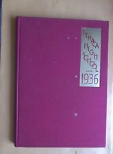 Ithaca NY 1936 Annual High School Year Book New York '36