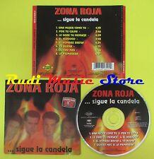 CD ZONA ROJA Sigue la candela 1995 usa MAX MCD 81609-2(Xs5) no lp mc dvd