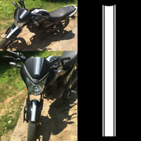 Motorcycle Fuel Tank Fairing Cowl Vinyl stripe DIY Sticker For Cafe Racer AU